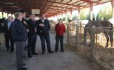 Más de 500 caballos se exhiben en la tradicional Feria de ganado Equino de Puerto Lumbreras