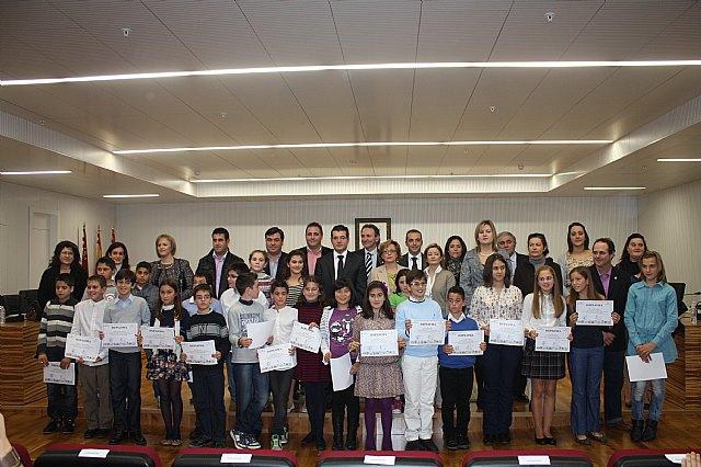 """Pleno Infantil en Torre-Pacheco con motivo del """"Día Internacional de los Derechos de los niños"""" - 1, Foto 1"""