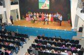 Coros rocieros y folklore para celebrar el cumpleaños del 'Vergel de Murcia' torreño
