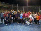 I torneo abierto de pádel Alcantarilla