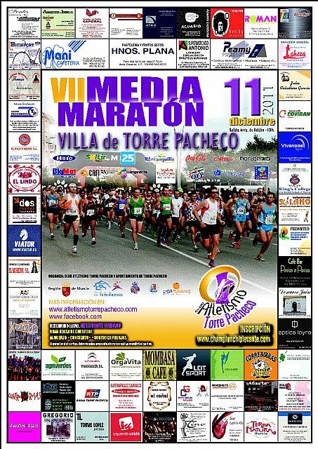 Presentación de la VII Media Maratón de Torre-Pacheco - 2, Foto 2