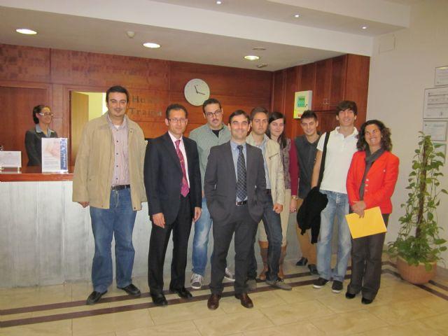 Los alumnos del Máster en Gestión Hotelera conocen el funcionamiento del sector - 1, Foto 1