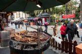 Corte de tráfico en el Casco Histórico por el Mercado Medieval