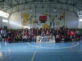 El Torneo de Bádminton de Deporte Escolar contó con la participación de 99 escolares de los diferentes centros de enseñanza de la localidad