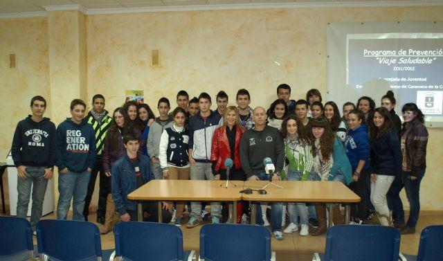 La Concejalía de Juventud inicia el programa contra el tabaquismo Viaje Saludable - 1, Foto 1