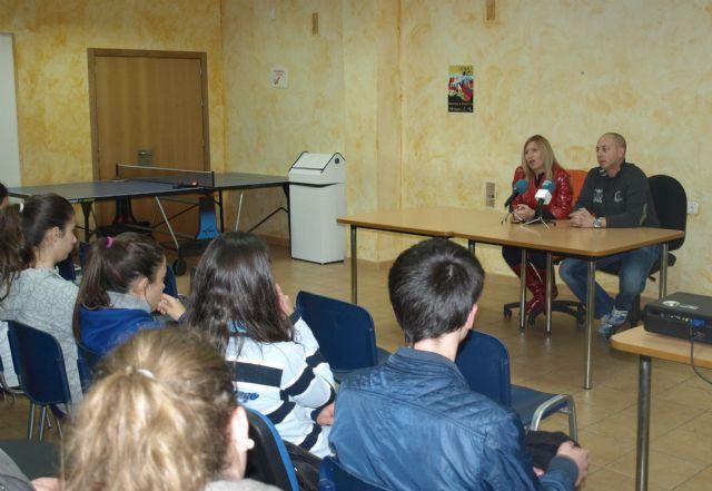 La Concejalía de Juventud inicia el programa contra el tabaquismo Viaje Saludable - 2, Foto 2