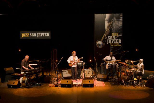 El Festival de Jazz de San Javier estará en la 7 RM con la retransmisión de 21 conciertos a partir del 2 de diciembre - 1, Foto 1