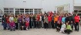 El Club de Senderismo Andaya celebró una convivencia con más de 100 senderistas en el Cabezo la Jara