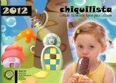 FACE publica la nueva Lista de alimentos aptos para celiacos y la Chiquilista