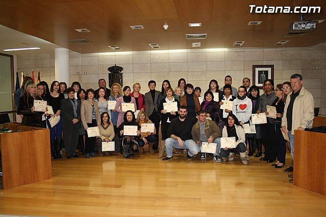 Un total de 703 personas ha participado en las acciones formativas organizadas por el área de Participación Ciudadana e Interculturalidad, Foto 1