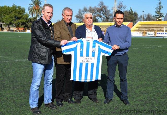 El nuevo entrenador del C.F. La Unión, Pepe Vidaña, ha sido presentado en el polideportivo municipal - 1, Foto 1