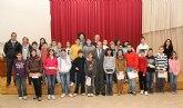 Más de 200 escolares de Puerto Lumbreras participan en los Plenos Infantiles para el celebrar el Día de la Constitución