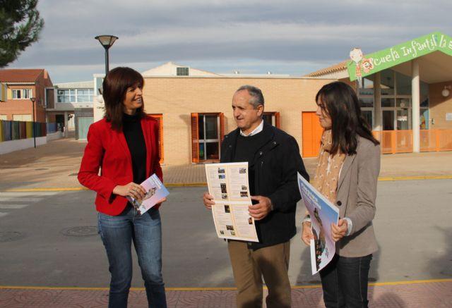 Puerto Lumbreras celebra del 3 al 11 de diciembre las 'Fiestas de la Purísima' en la pedanía de La Estación- Esparragal - 1, Foto 1
