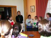 Alumnos de los colegios públicos del municipio visitan las dependencias munipales