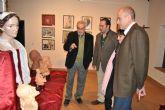 El museo de San Javier acoge la exposición que los artesanos murcianos dedicaron a Salzillo
