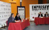 Baloncesto&Universidad: Mesa redonda sobre Empresa y Deporte de Élite en la UCAM