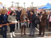 La II Feria Outlet arranca con gran afluencia de visitantes y descuentos en más de 30 comercios