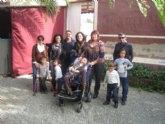 D'Genes participa en la jornada de puertas abiertas de Asociaci�n Murciana de Terapias Ecuestres (AMTE)