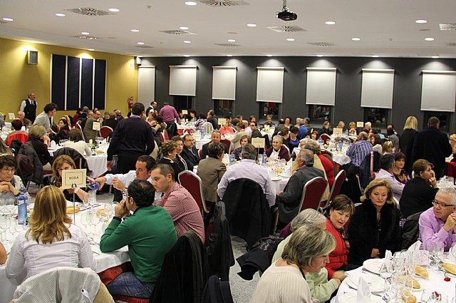 Cerca de 200 lumbrerenses se solidarizan con la Asociación ADICA en su tradicional Cena Benéfica - 2, Foto 2