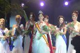 Mar�a de los �ngeles Izquierdo Alarc�n Reina de las Fiestas 2011