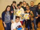 Un centenar de jóvenes compiten en el campeonato de breakdance por parejas 'Dejando Huella 2.0'