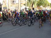 Cerca de 130 ciclistas compiten en la XI carrera Memorial 'El Capellán' de San Pedro del Pinatar