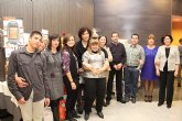 Cerca de 200 lumbrerenses se solidarizan con la Asociación ADICA en su tradicional Cena Benéfica