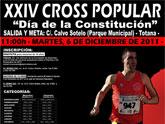 Totana acoge mañana el XXIV Cross de la Constitución
