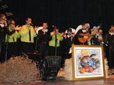 El Grupo Fanfarriachis de Aledo presentó su primer CD, en un concierto a beneficio de la AECC