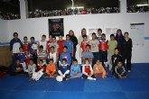 Curso para dar a conocer el taekwondo entre los pachequeros