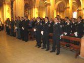 La patrona de la Policía Local recibe su tradicional homenaje en Las Torres de Cotillas