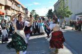 El Bando Huertano se hace hueco en las fiestas patronales