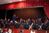 La Banda de la AGA puso música a la celebración del Patrón