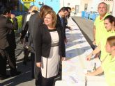 Las asociaciones Aidemar, Afemar y AECC organizan un 'kilómetro solidario' para recaudar fondos
