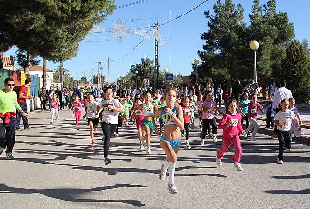 Más de 300 participantes en la XVIII Carrera Popular de La Estación de Puerto Lumbreras' - 1, Foto 1