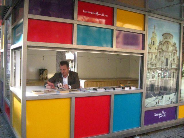 El Ayuntamiento abre el Punto de Información Turística del Romea - 2, Foto 2