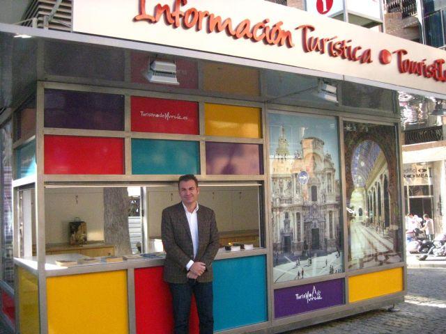El Ayuntamiento abre el Punto de Información Turística del Romea - 3, Foto 3