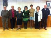 Toman posesi�n los representantes del Centro Municipal de Personas Mayores en el Consejo de Direcci�n del Centro Municipal de la Balsa Vieja