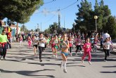 Más de 300 participantes en la XVIII Carrera Popular de La Estación de Puerto Lumbreras'