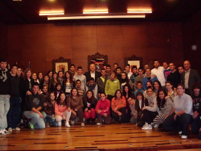 Pleno juvenil por la Constitución - 1, Foto 1