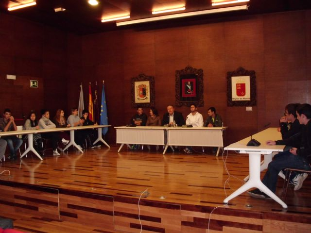 Pleno juvenil por la Constitución - 2, Foto 2