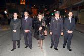 La Policía Local torreña saca en procesión a su patrona