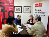 El PSOE recuerda que la paralización de las obras del parking de San Esteban fue el triunfo de los ciudadanos