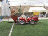 Deportes lleva a cabo labores de mantenimiento en los complejos deportivos para alargar la vida útil de los mismos