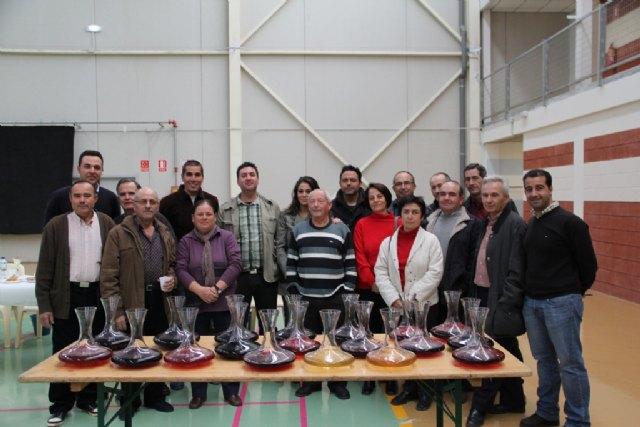Concurso popular de Vinos con motivo de las Fiestas de la Purísima 2011 - 1, Foto 1