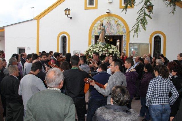 La Purísima recorre La Estación- Esparragal acompañada por la Cuadrilla y cientos de vecinos - 2011 - 1, Foto 1