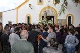 La Purísima recorre La Estación- Esparragal acompañada por la Cuadrilla y cientos de vecinos - 2011
