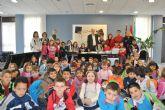 Alumnos de educación infantil visitaron el Ayuntamiento