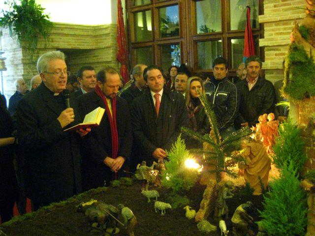 La Capilla del Cristo de la Sangre acoge el primer Belén Sardinero - 3, Foto 3