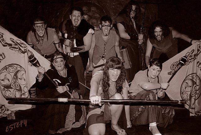 La Agrupación Musical Wyrdamur, ofrecera un concierto en la Puerta Falsa de Murcia - 1, Foto 1